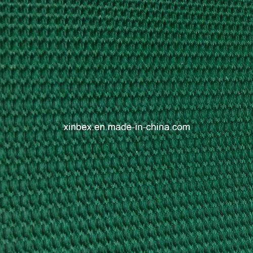 PVC Dark Green/Black Rough Top Pattern Incline Conveyor Belts