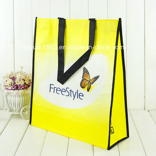 New Hot Promotion Non Woven Shopping Bag (M. Y. M-008)