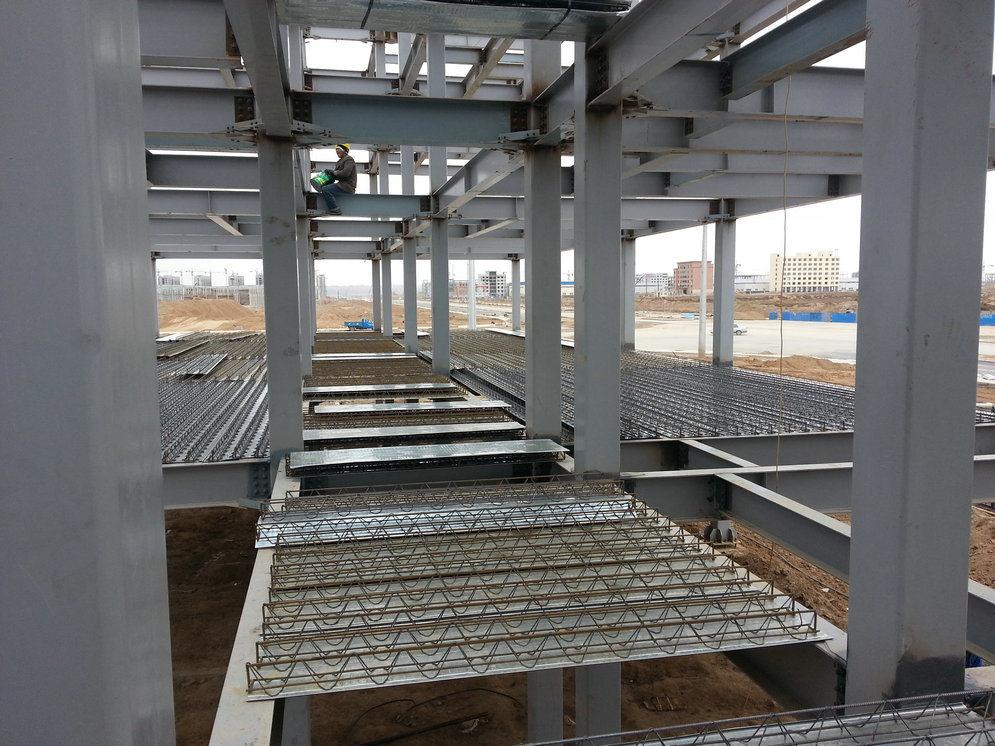Best Professional Steel Rebar Truss Girder