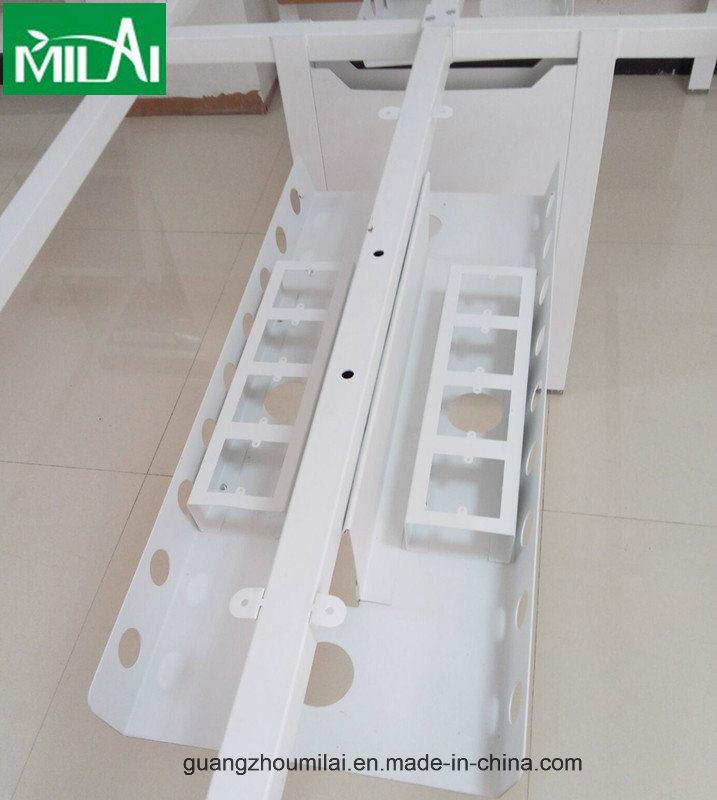 Modern Style Steel Desk Leg for Office Table Furniture