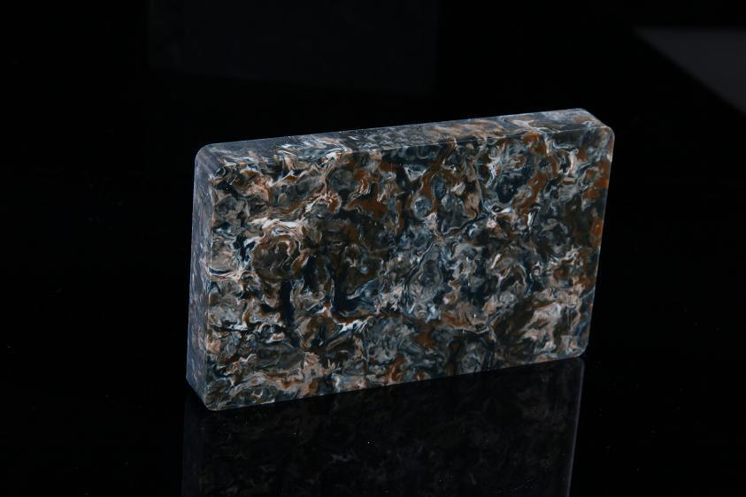 Acrylic Nature Texture Artificial Stone for Wall Panel