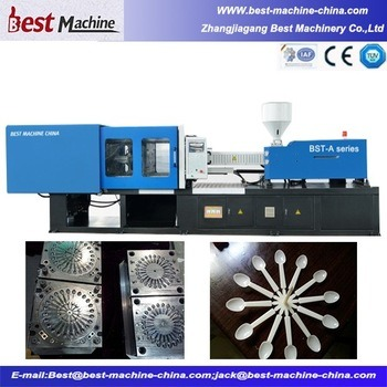 Bst Series Injection Molding Machine