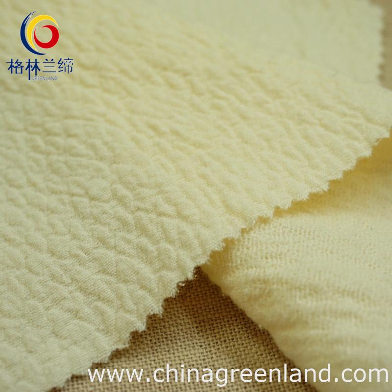 100%Cotton Jacquard Fabric for Garment Textile (GLLML039)