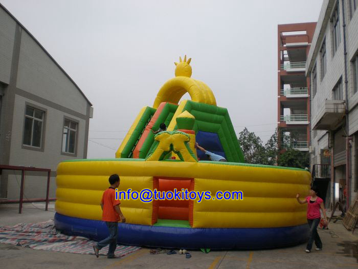 Sale Inflatable Movie Screen Bouncer for Portable Business Use (B056)
