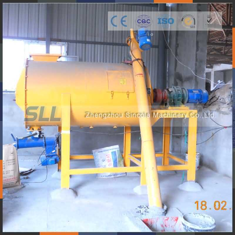 3-5t/H Dry Mortar Mixer Manufacturer Factory