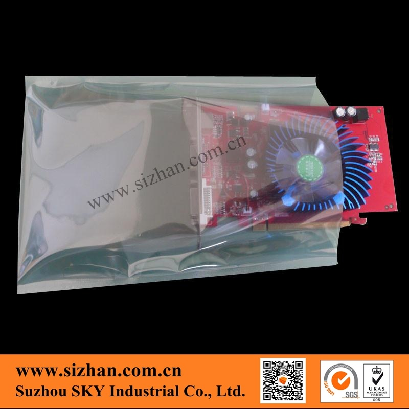 ESD Shielding Bag for PCB Packaging with SGS