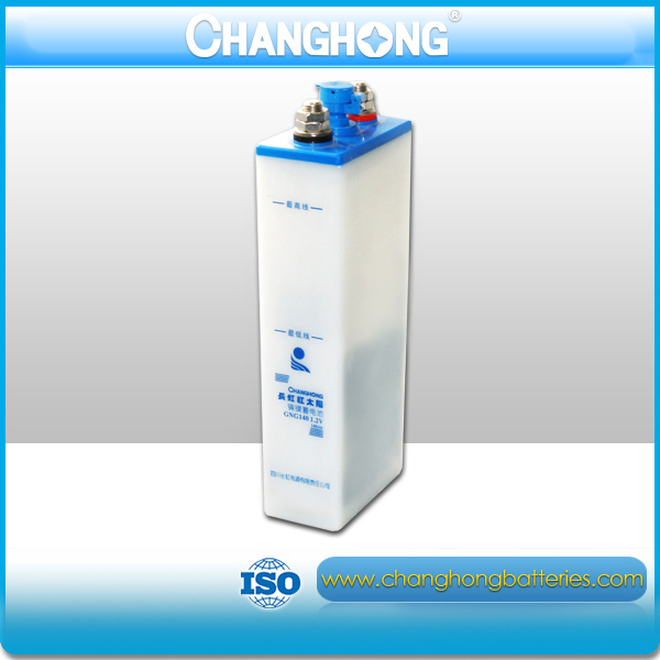 Changhong Pocket Type Nickel Cadmium Battery Gng Series (Ni-CD Battery)