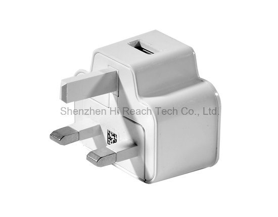 Detachable UK Plug AC Adapter Portable USB Phone Charger Travel Charger for Samsung