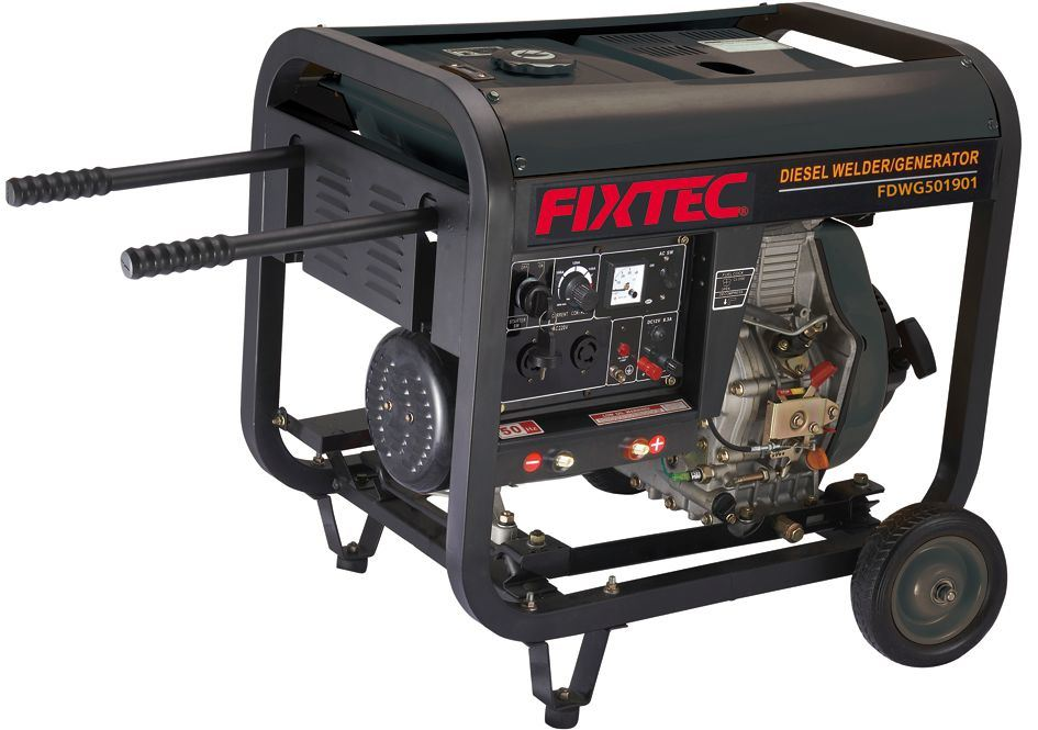 Fixtec Electric Disel Welder Generator