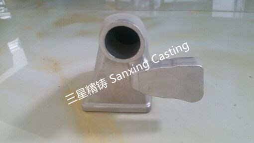 Customized Valve Parts by Precision Carbon Steel Casting