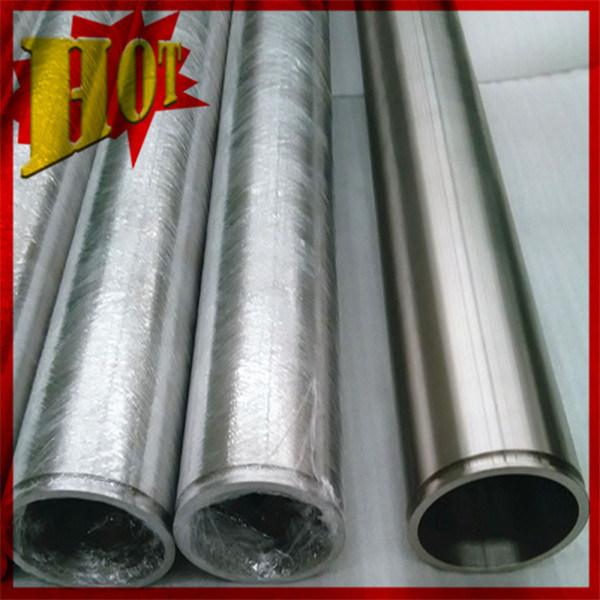 Seamless Grade 5 Titanium Alloy Tube with Good Quality