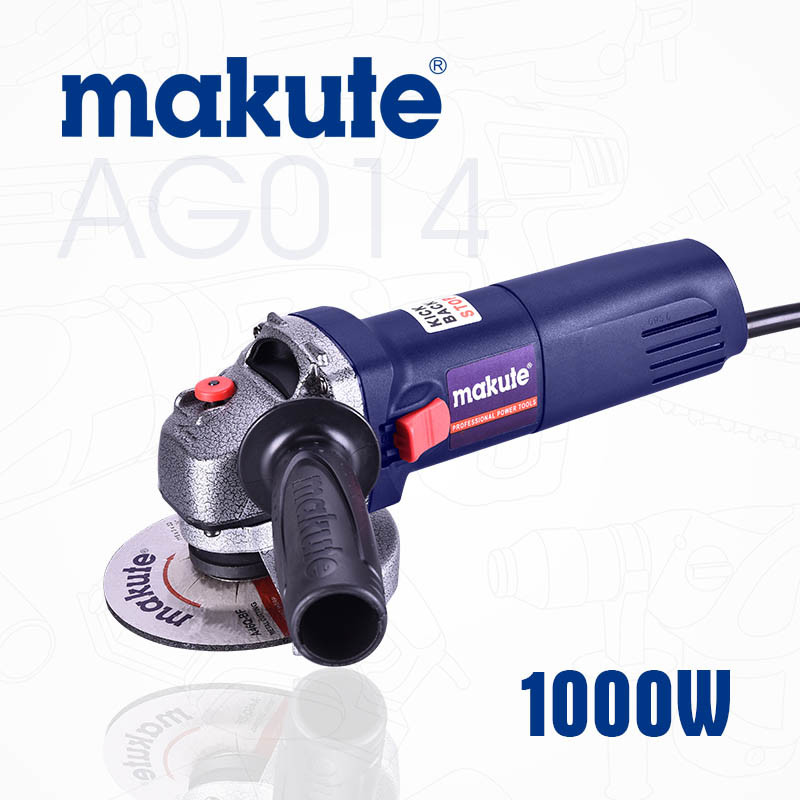 China 800W 115mm Electric Mini Angle Grinder (AG014)