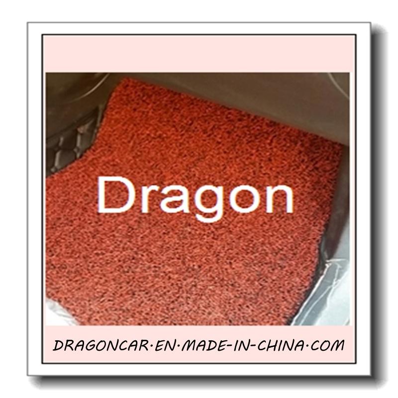 Slip Resistant PVC Coil Car Floor Mat