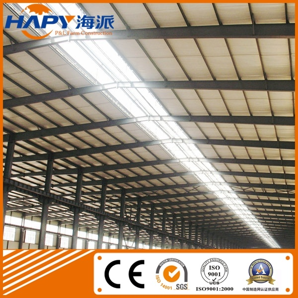 Good Quality Steel Structure Workshop with Nice Price