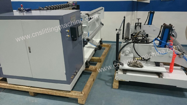 Single Rewind Paper Slitter Machine, Paper Slitter Rewinder Machine