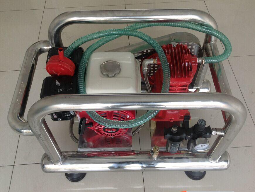 China ys2l stainless steel hookah dive diving air - Hookah dive compressor ...