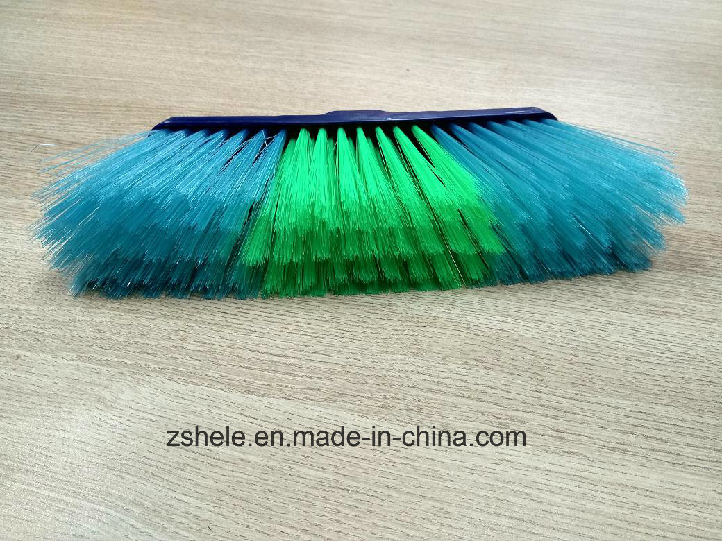 Household Cleaning Tools for Plastic Broom (HL-B109)