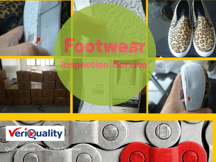 Footwear, Shoes & Cleats Inspection Service, China QC Inspection
