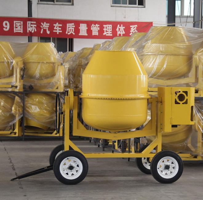 Cm800 (CM50-CM800) Zhishan Portable Electric Gasoline Diesel Cement Mixer