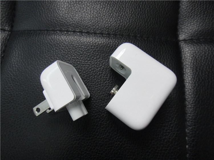 12W USB Power Adapter Mobile Charger for iPhone&Tablet