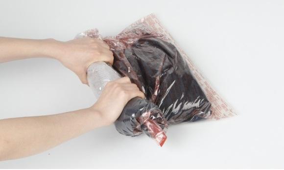 Vacuum Roll-up Seal Bag