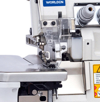 Wd-Ex5200 High Speed Four Thread Overlock Sewing Machine