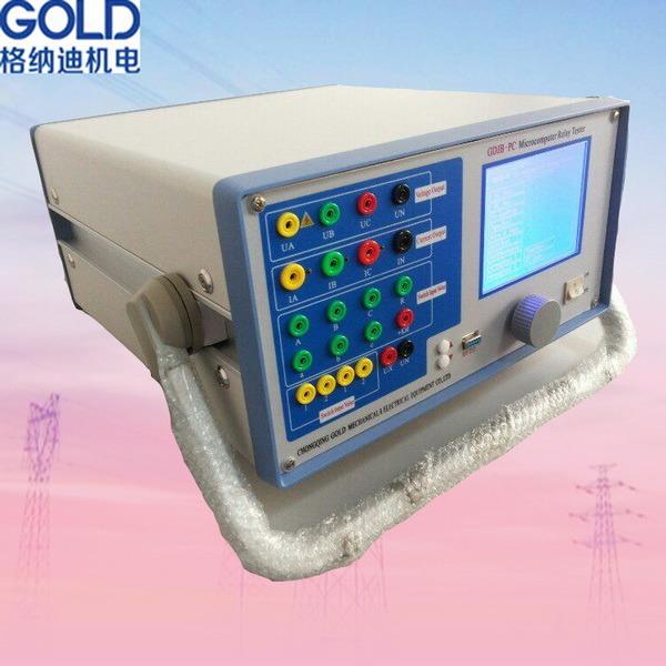 Single Phase, 3 Phase, 6 Phase Relay Protection Testing Device