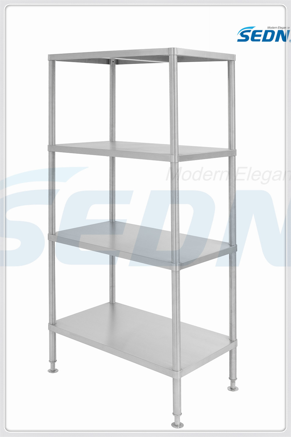 Handmade Commercial Stainless Steel Tier Shelves (MT2020)