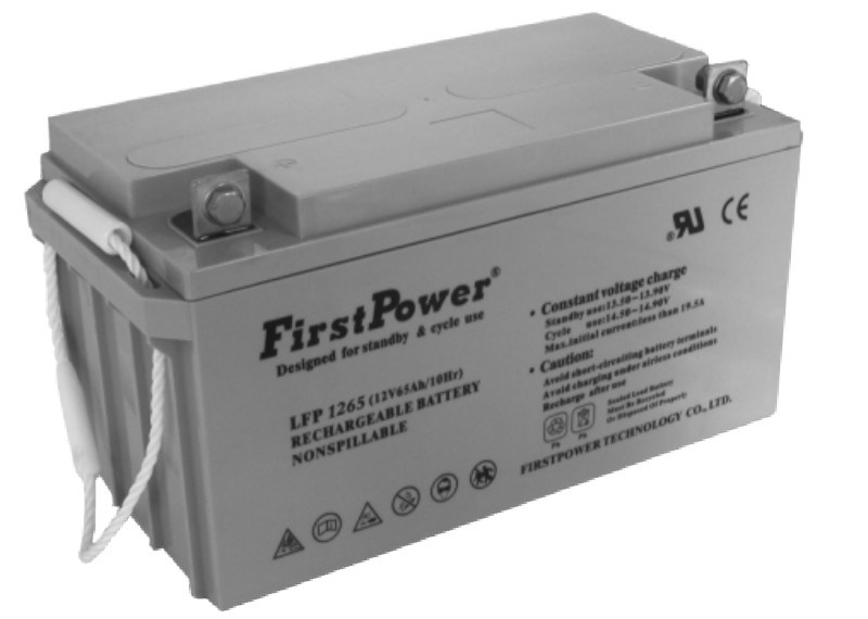 Solar Systems Battery (LFP1265A)