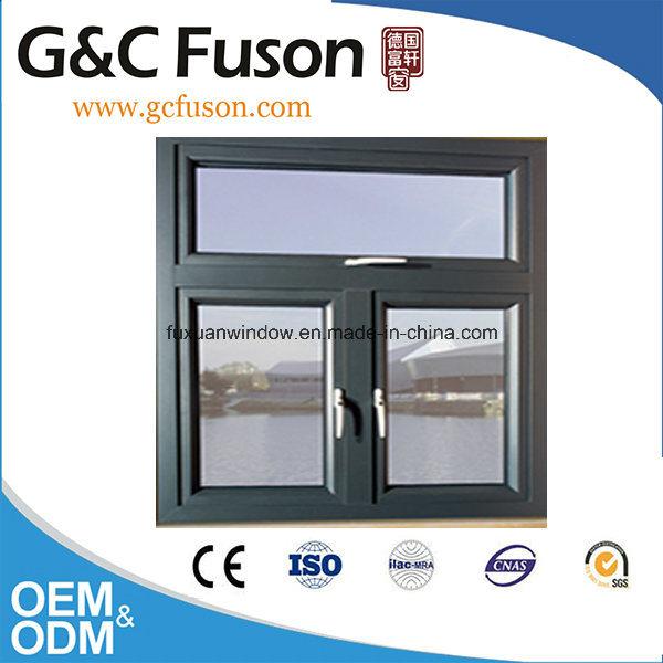 Aluminum Profile Casement Windows with Frame