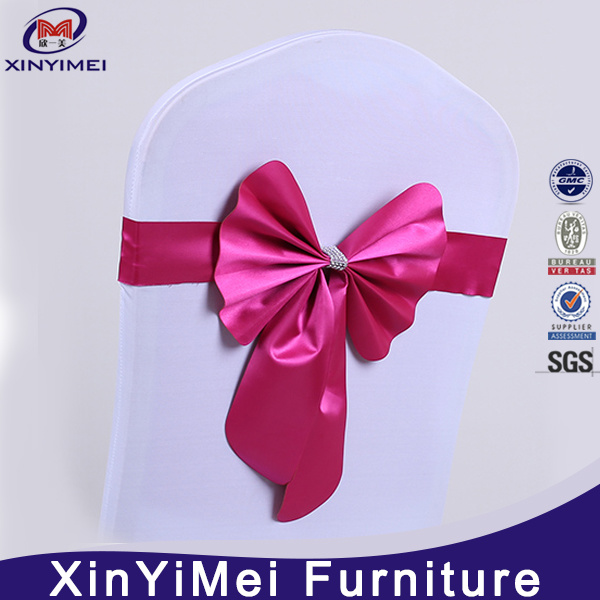 Wedding Satin Chair Sash for Sale