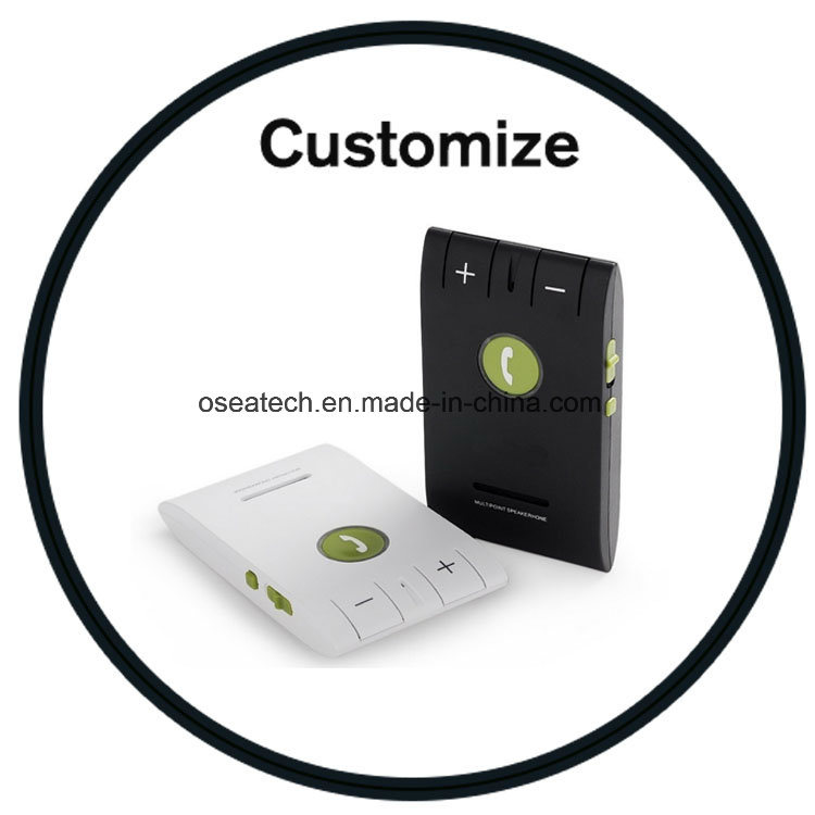Multipoint Bluetooth Speakerphone