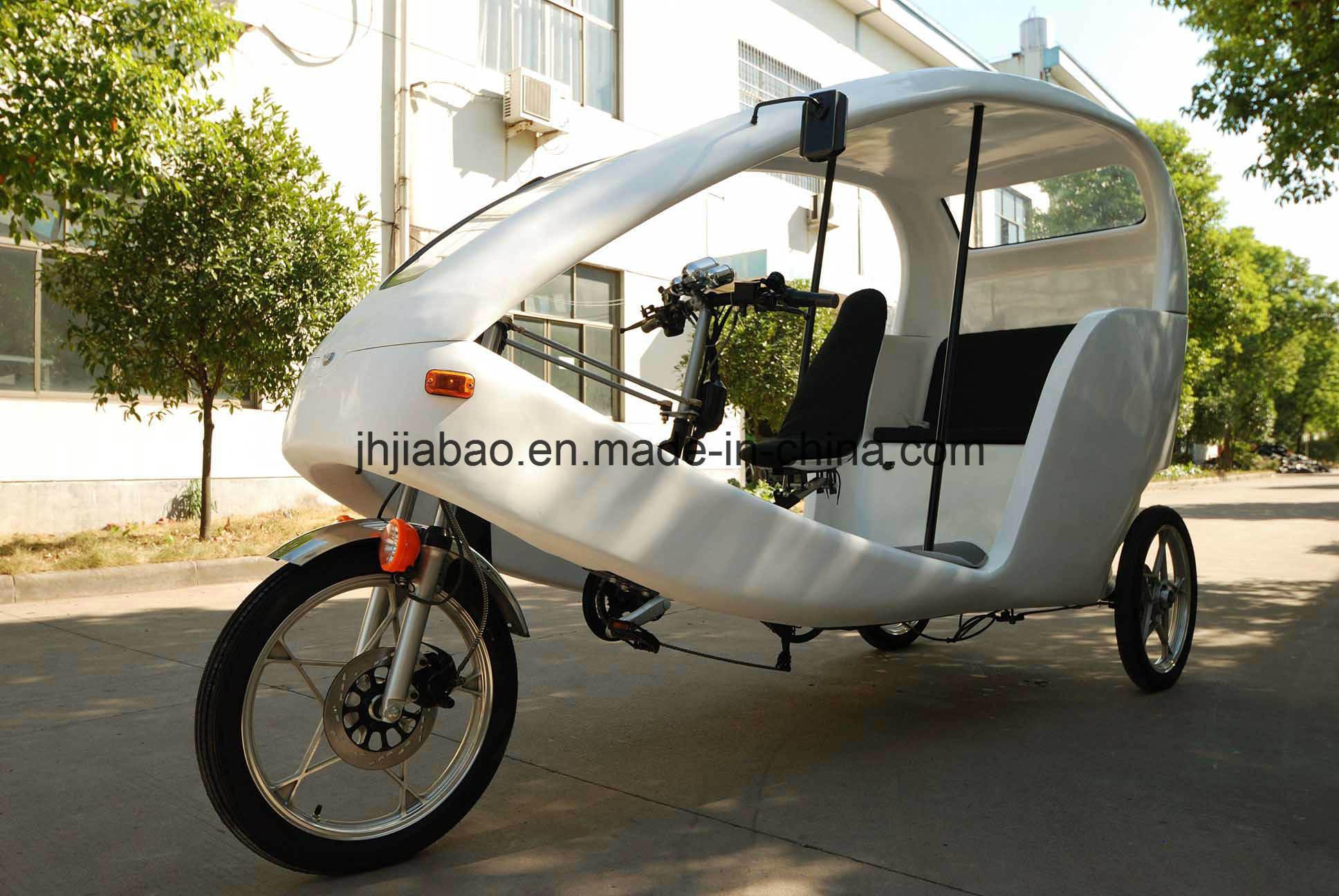 German Design Velo Taxi Electric Pedicab 48V (300K-06)