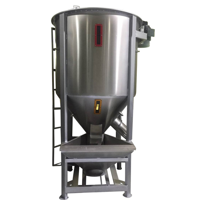High Quality Vertical Blender Plastic Mixer for Flakes