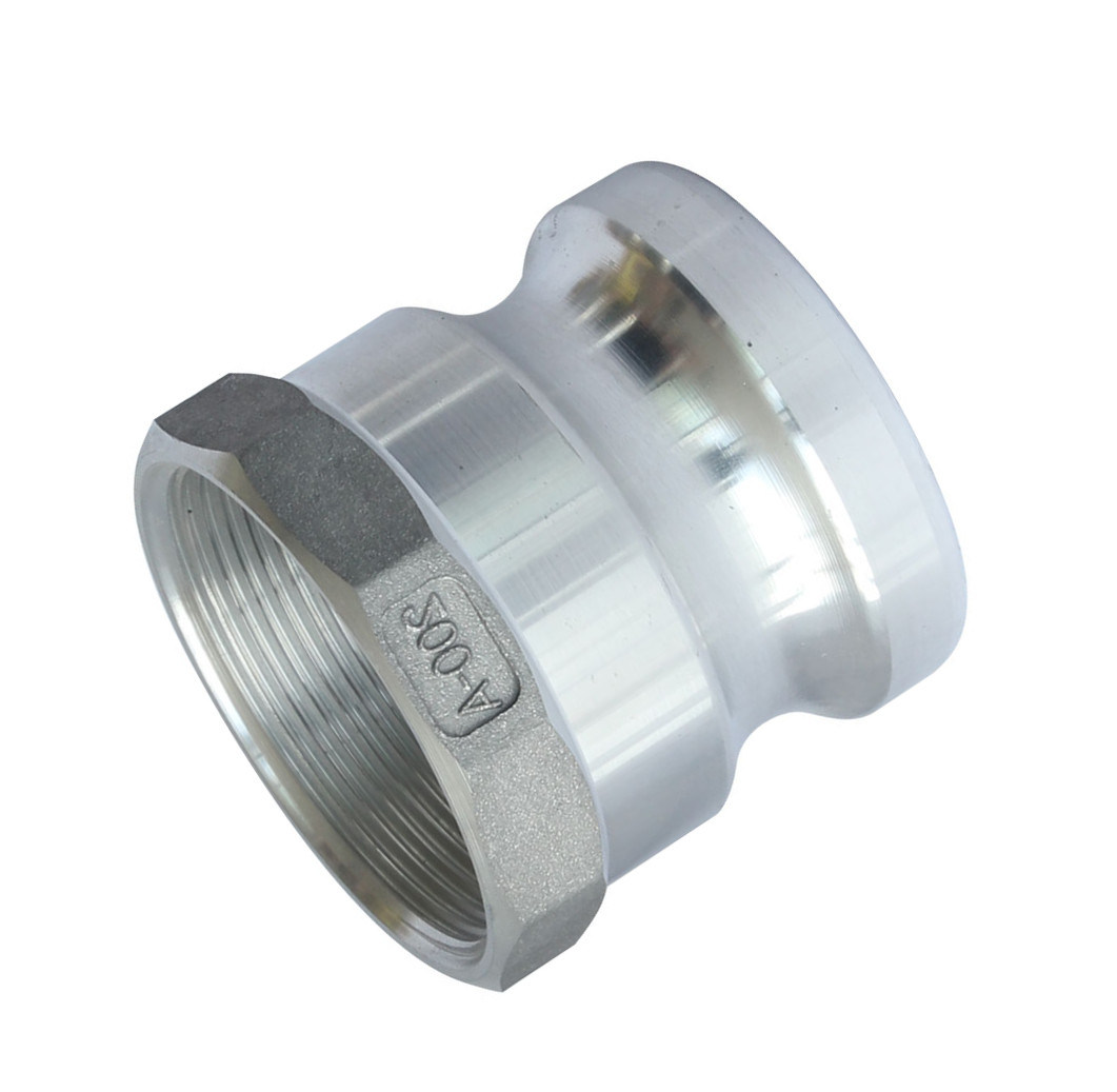 Adaptor Female BSPP Threaded Aluminium Camlock Fitting (Type A)