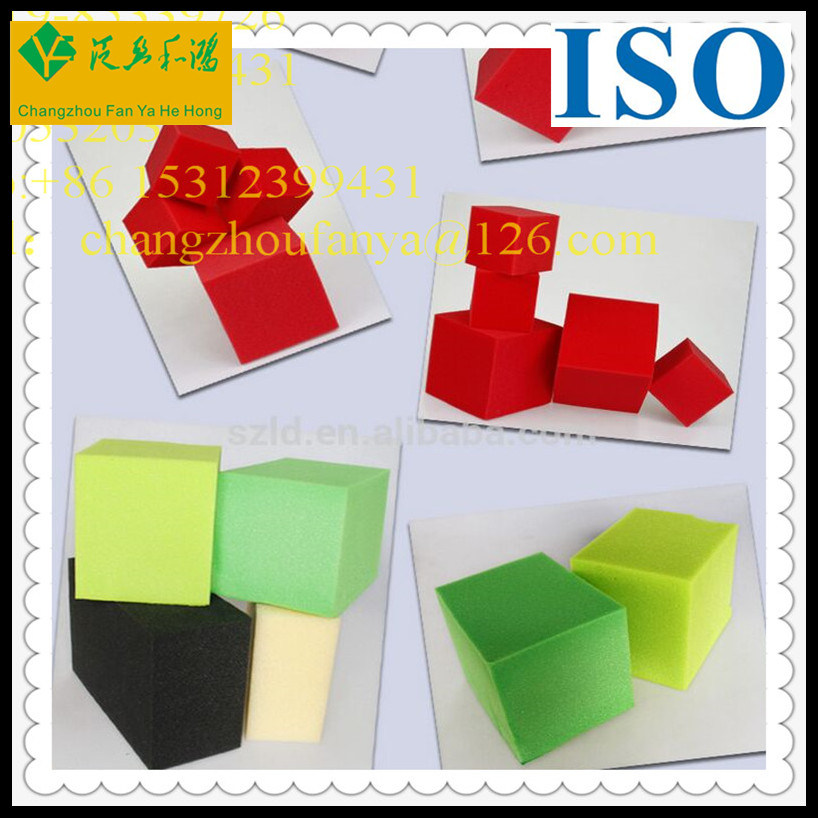 Polyurethane Foam Sheet Advanced Foam Packaging Products / PU Foam Packaging