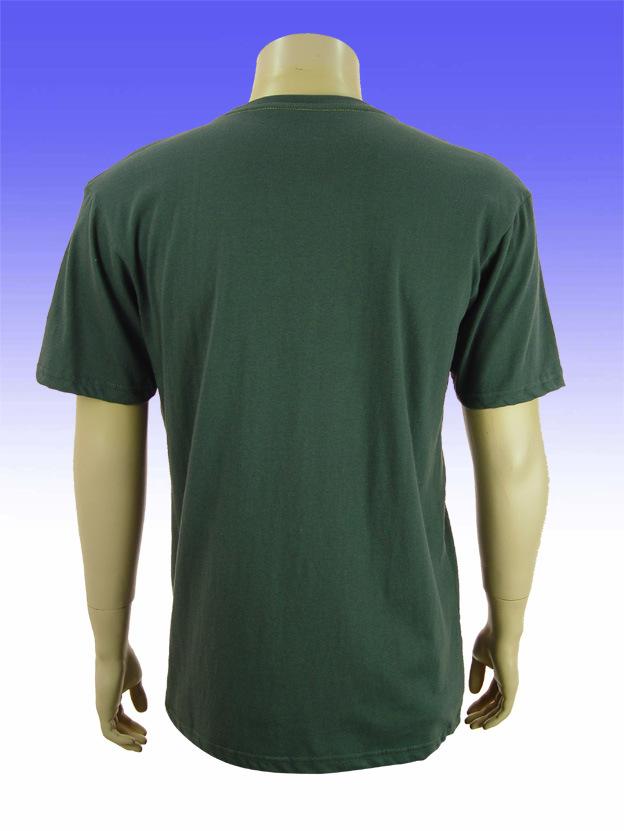 Men′s Supper Soft Organic Cotton T-Shirt