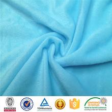 Polyester Velboa Fabric