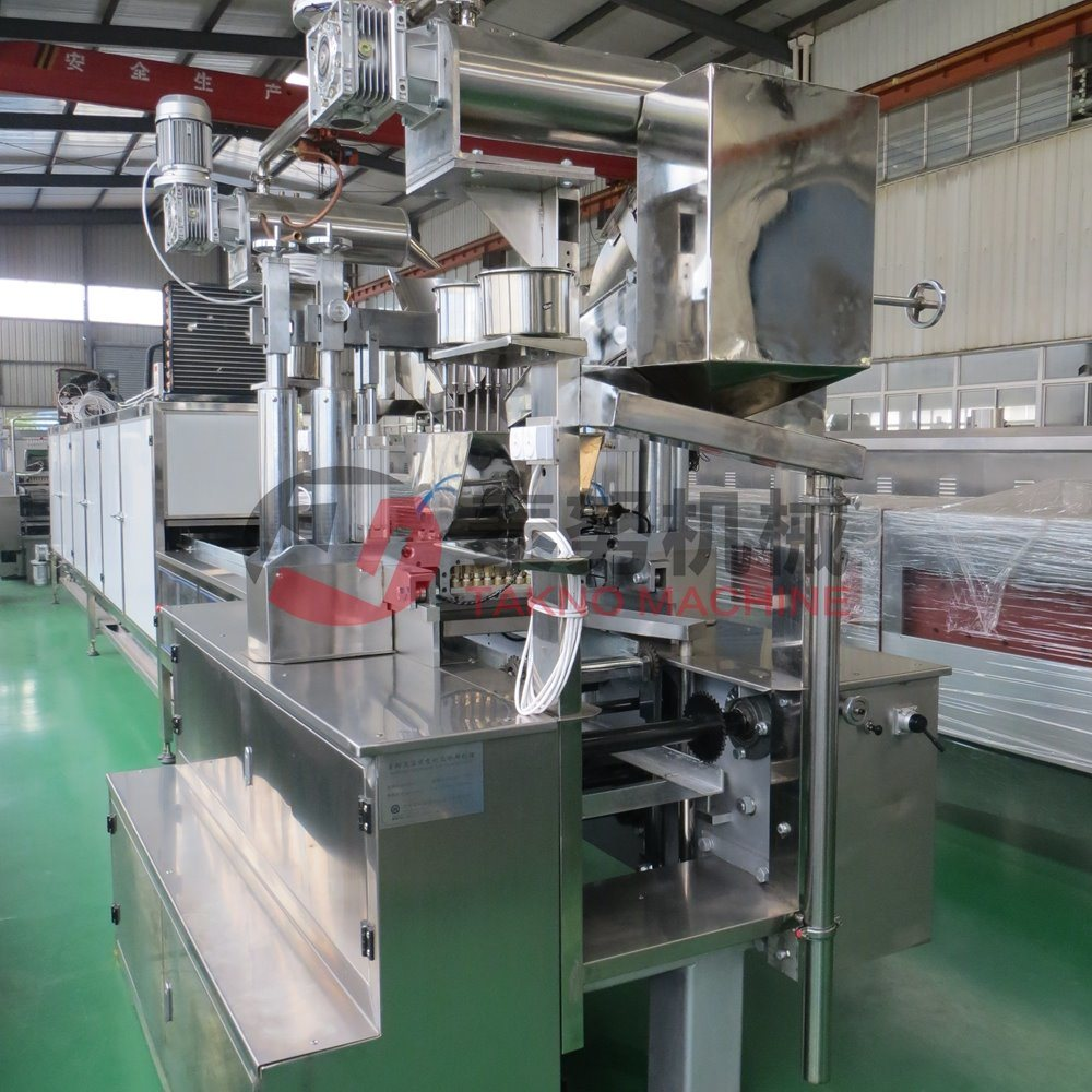Full Automatic Hard Candy Machine