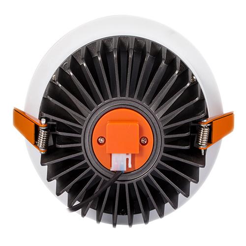 5-Year Warranty CRI90 Recessed 15W Citizen COB LED Downlight