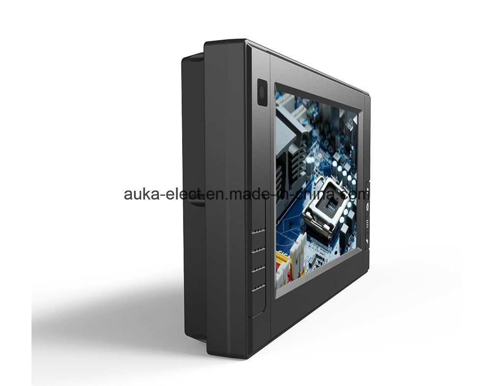 7 Inch Embedded Panel PC with Capacitive Touch Screen