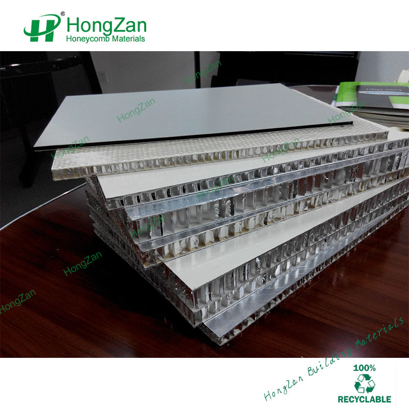 Interior Wall Decorative Aluminum Honeycomb Composite Panel
