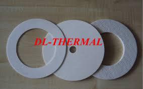 4mm Ceramic-Fiber-Paper for Heating Insulation 1260std