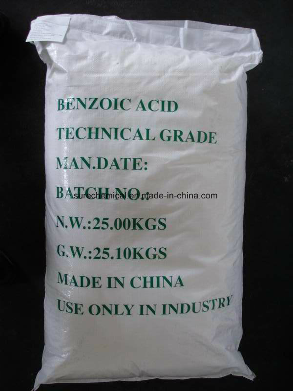 Food Preservatives Benzoic Acid with Bp/USP
