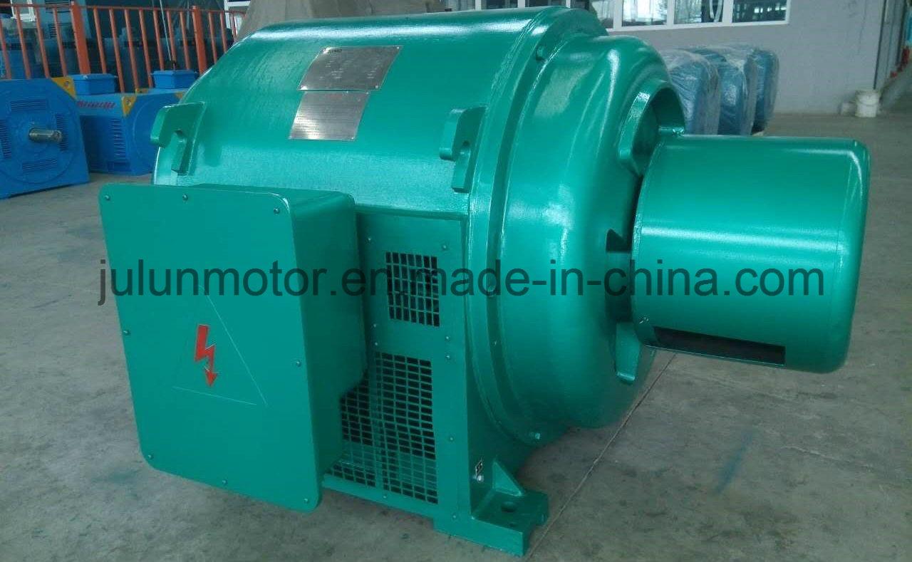 Jr Series Wound Rotor Slip Ring Motor Ball Mill Motor Jr136-6-240kw