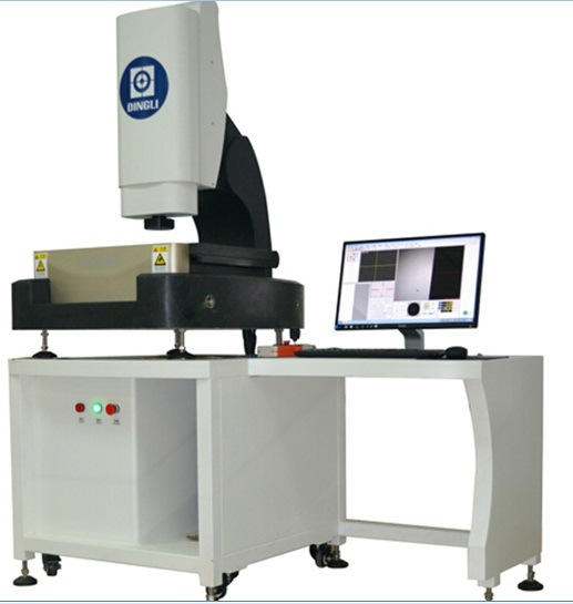 Quadratic Elements Video Measuring Testing Lab Equipment