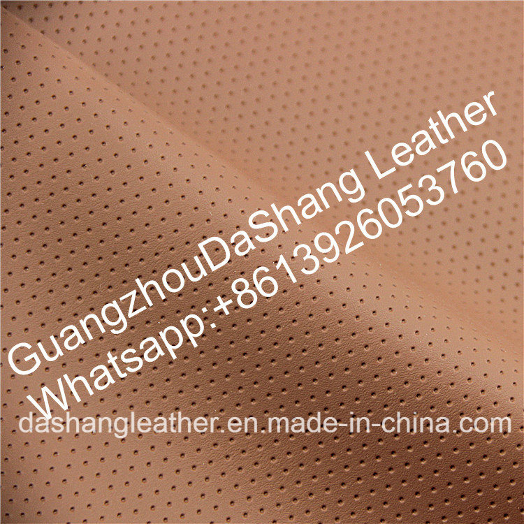 Abrasion Resistance PVC Synthetic Leather for Car Cover