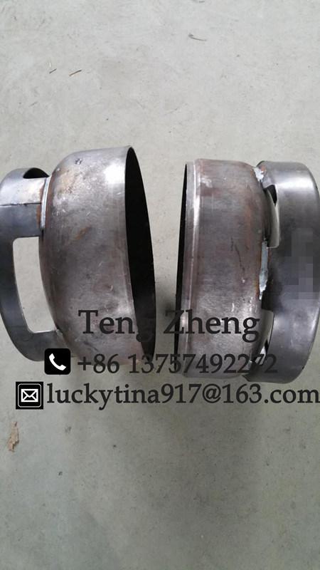 Steel LPG & Gas Tank Cylinder Parts-6kg