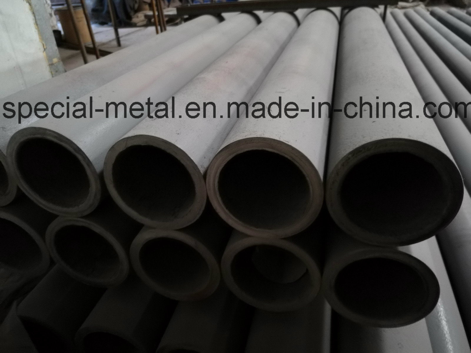 Wear-Resistant Cast Iron Pipe with Chromium and Copper Alloy