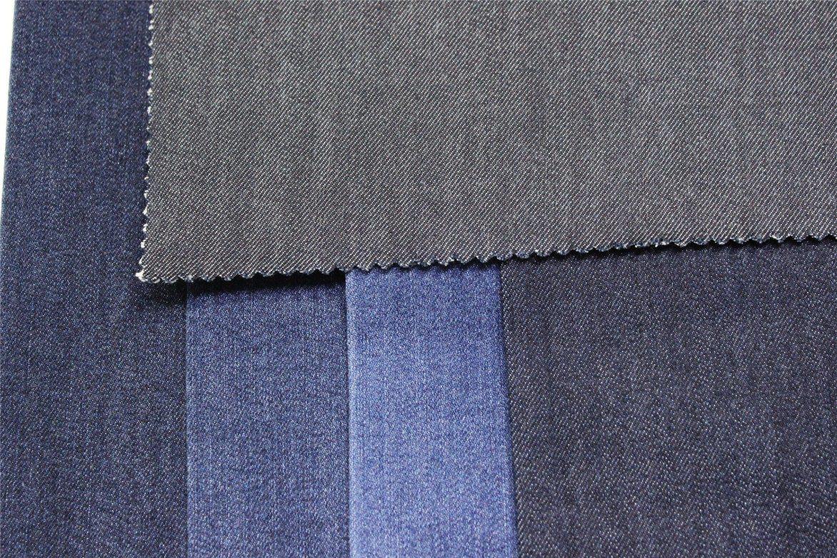 Cotton Rayon Polyester Spandex Denim